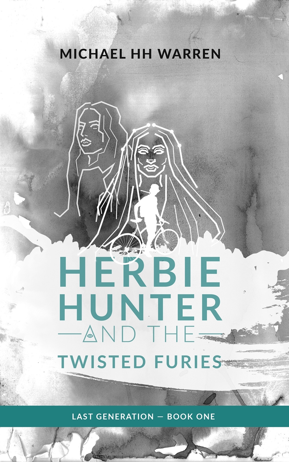Herbie Hunter and the Twisted Furies, a YA Teen SciFi Fantasy Action &  Adventure Novel